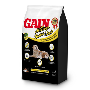 GAIN Alldogs Senior Dog Food
