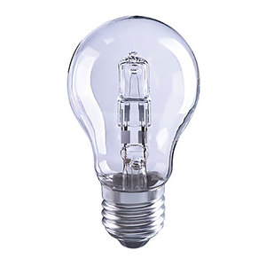Solus Clear A55 Halogen Energy Saver Bulb