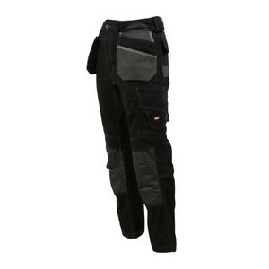 Lee Cooper LCPNT224 Trousers Black