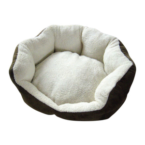 Toto & Mimi Circular Plush Bed