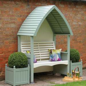 Painted Arbour Cottage