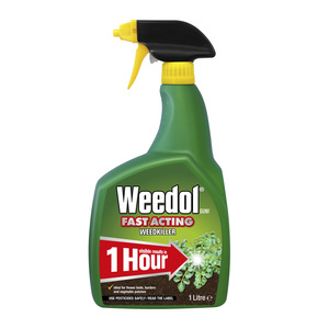 Weedol Gun! Fast Acting Weedkiller Spray
