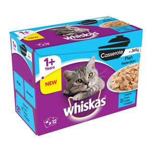 Whiskas Cat Casserole Pouches