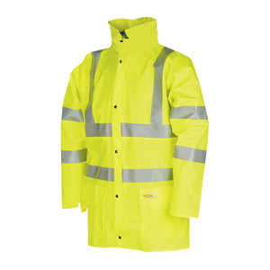 Flexothane High Visibility Yellow Jacket