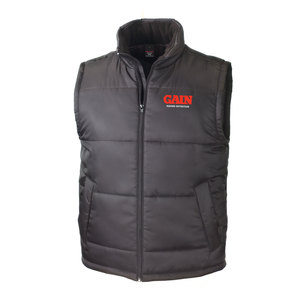 GAIN Equine Nutrition Result Black Body Warmer